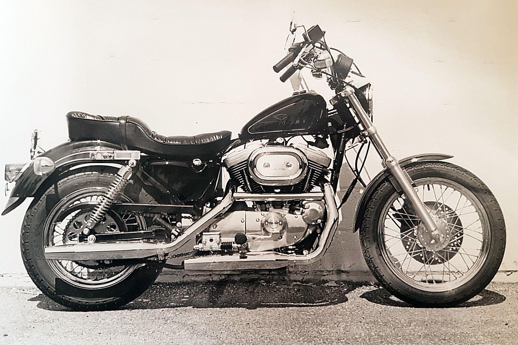 Par excellence den Harley-Twin per Knopfdruck zum Leben erwecken
