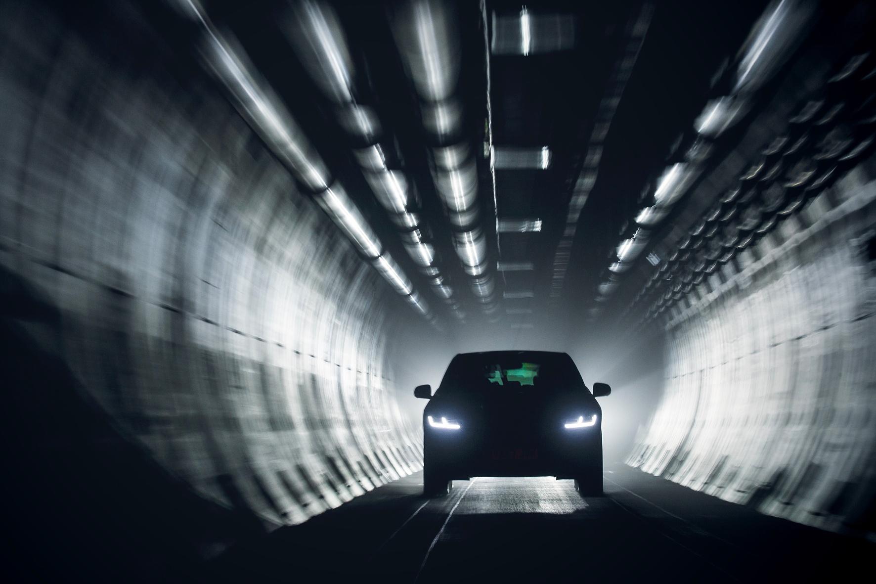 Im Jaguar durch den Kanaltunnel nach Europa unterwegs