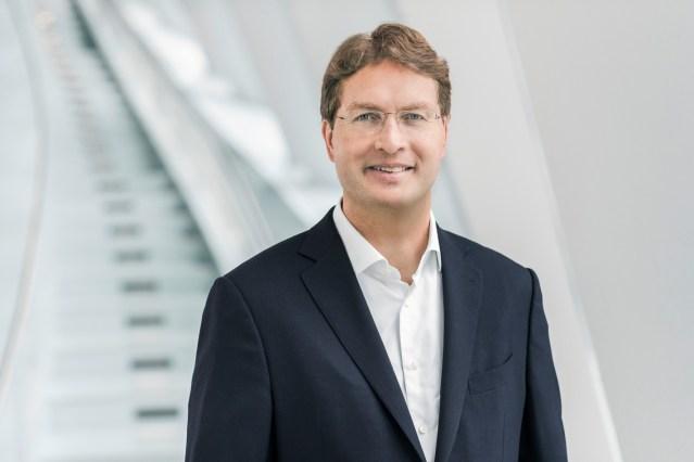 Der aktuelle Mercedes-Entwicklungsvorstand Ola Källenius soll nächstes Jahr die Zetsche-Nachfolge antreten. © Daimler / TRD Wirtschaft