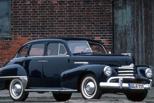 Opel Kapitän 1952