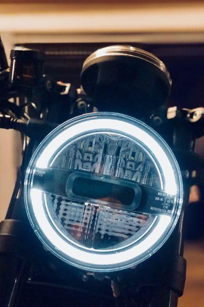 Motorrad-Saison: Reichlich Retro und vieles mehr