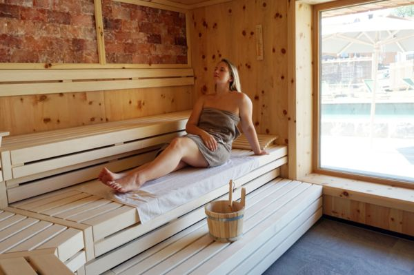 BIO Hotel 3 Sauna