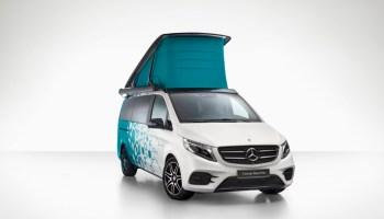 Mercedes-Benz Concept MarcoPolo / TRD Press