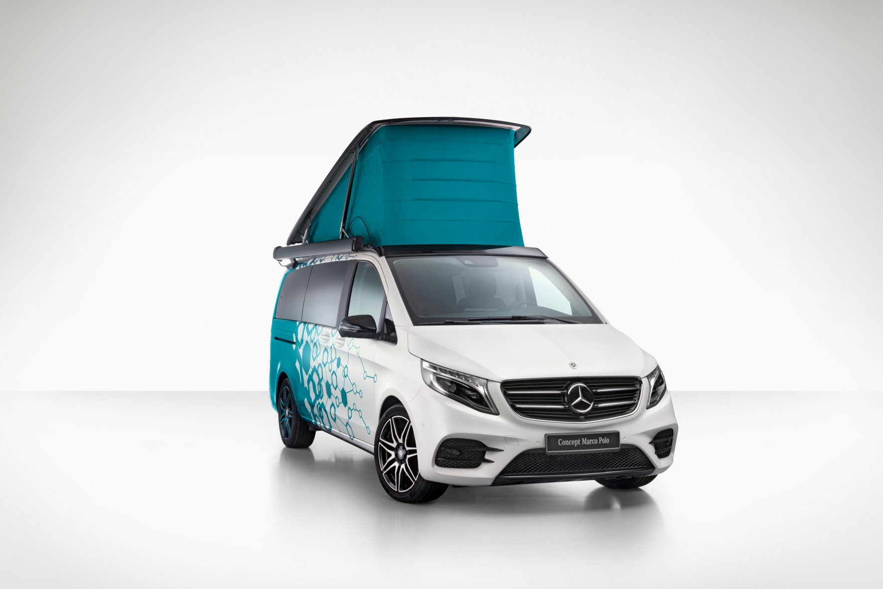 Nachhaltigkeitspreis für Mercedes-Vans