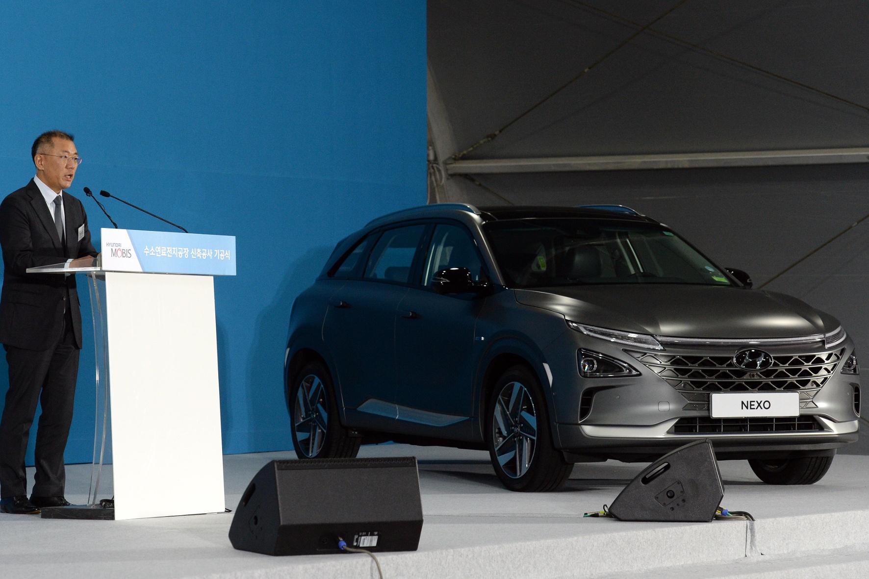 Brennstoffzellen-Autos: Koreanischer Hersteller legt Masterplan vor