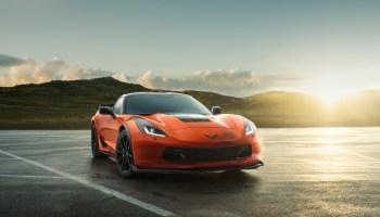 """Mit der """"Final Edition"""" verabschiedet sich die siebte Generation der Corvette in den Ruhestand. © Chevrolet / TRD mobil"""