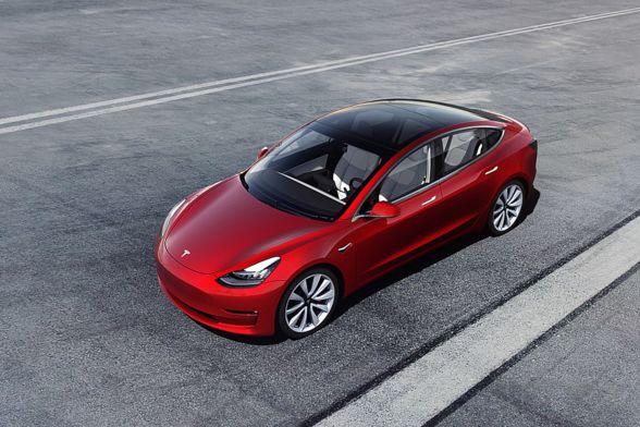 Tesla 3 deutsche Besteller