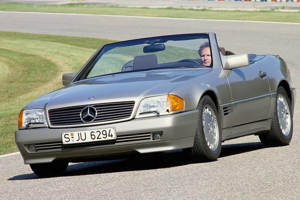 Mercedes Benz SL 1
