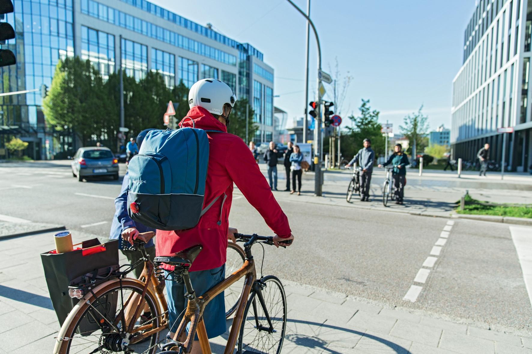 Der Straßenverkehr soll fahrradfreundlicher gestaltet werden
