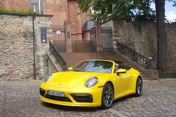 Porsche 911 08 Carerra 1