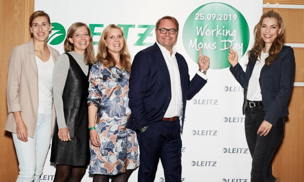 LEITZ Working Moms Day