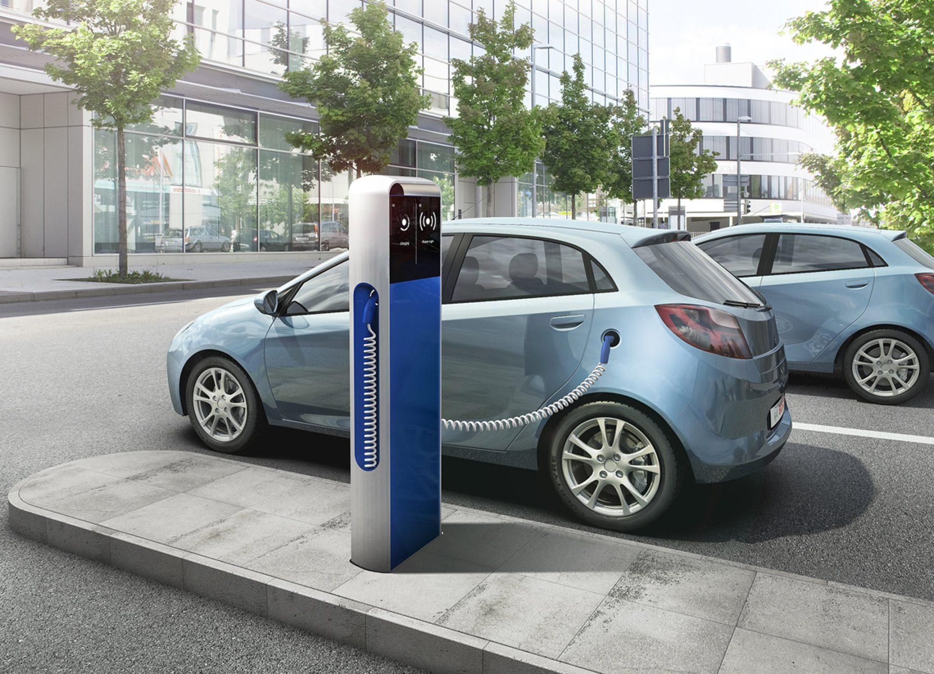 Farbenlehre für Elektroautos, die Stromnetze zum Schwitzen bringen