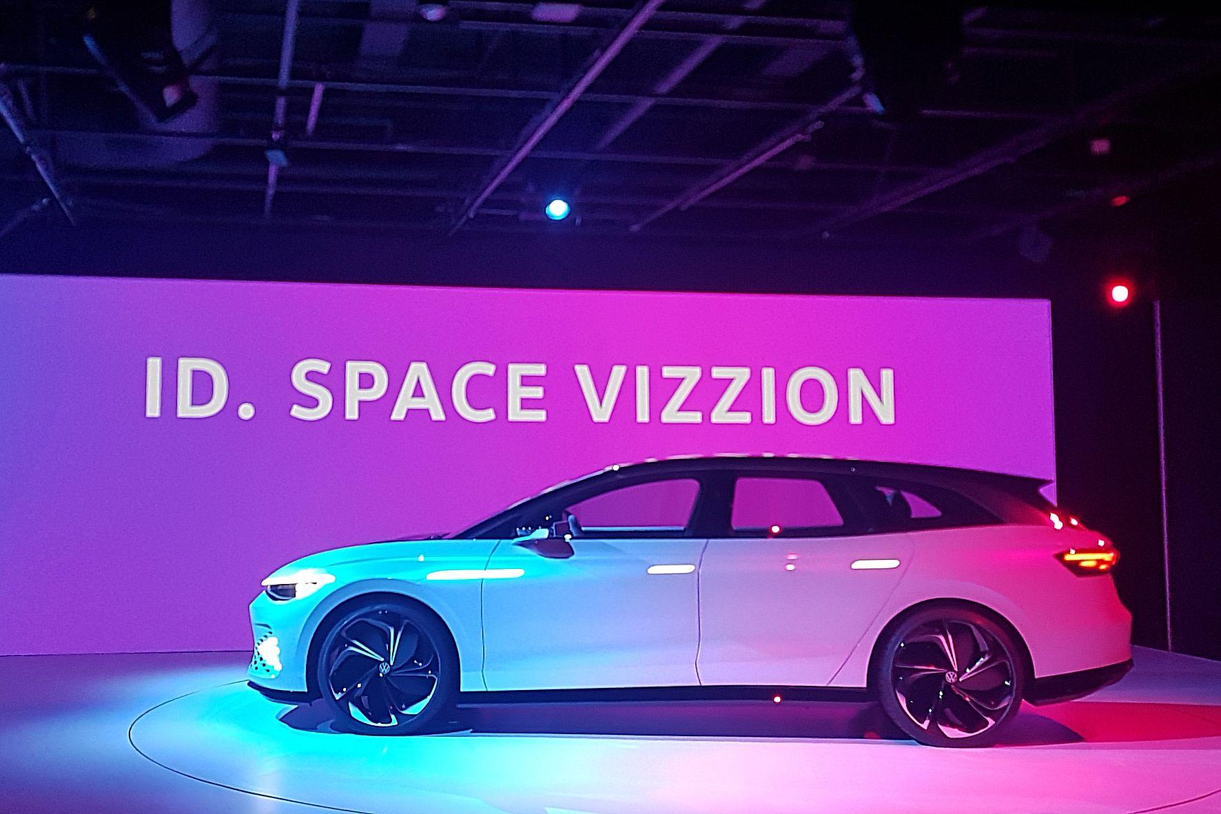 VW setzt bei seinen E-Modellen auf Nachhaltigkeit und Vernetzung