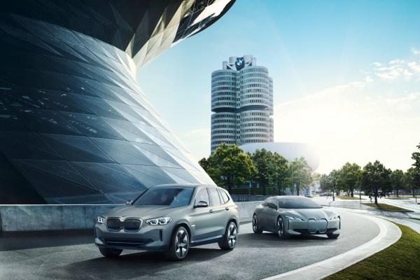 E BMW