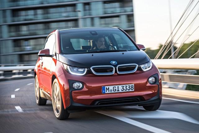 BMW elektro
