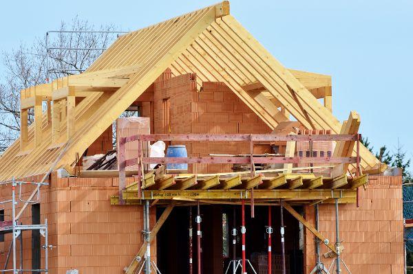 Der Boom am Bau stützt die Konjunktur