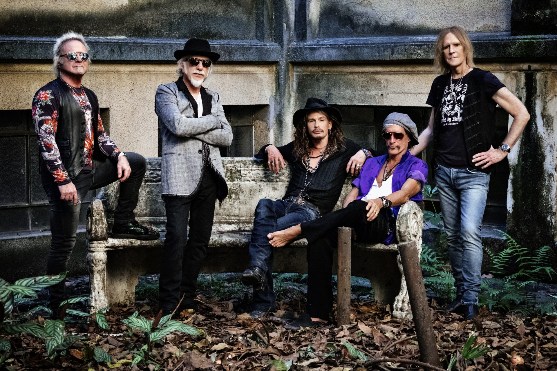 Aerosmith Konzert in MG abgesagt