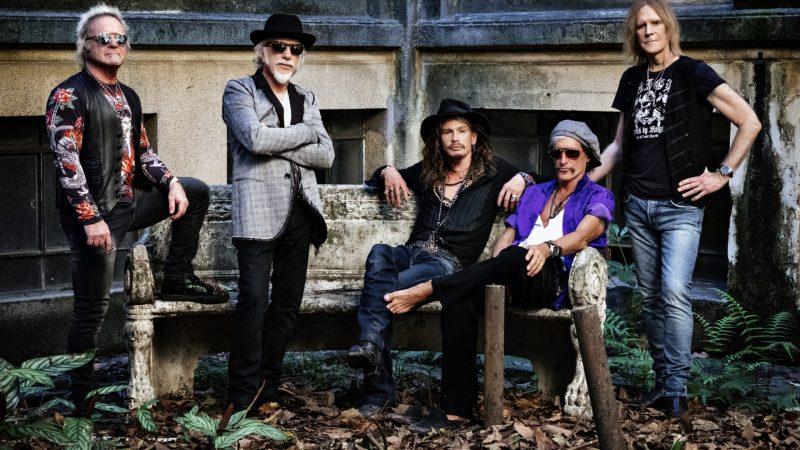 US-Rocker AEROSMITH und Campino & Co. kommen nach Mönchengladbach