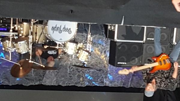 Roger Glover (Bass) und Ian Paice. Foto Heinz Stanelle/ TRD Media