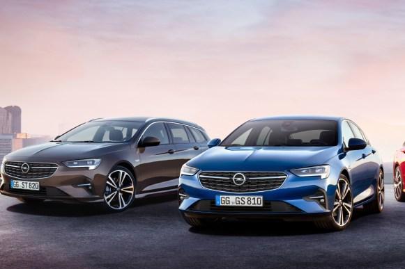 Opel neu märz 2020