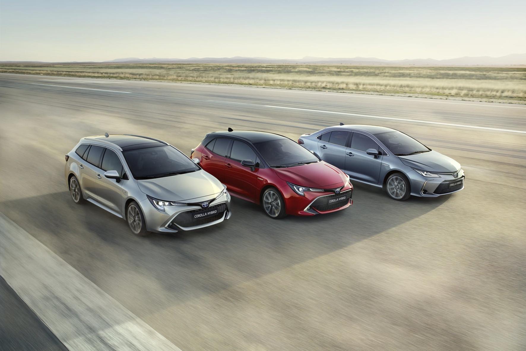 Hybrid-Weltmeister von Toyota mit grünem Charakter