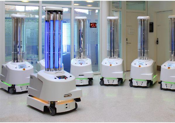 Medizinische Öle und Technik im Einsatz gegen Krankheitserreger