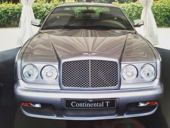 Bentley Zeitgeschichte 250893