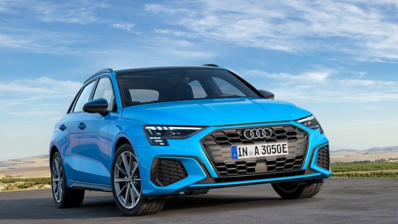 Der neue kann A3 Sportback 40 TFSI e kann bis zu 78 rein elektrisch zurückgelegen. © Audi / TRD mobil