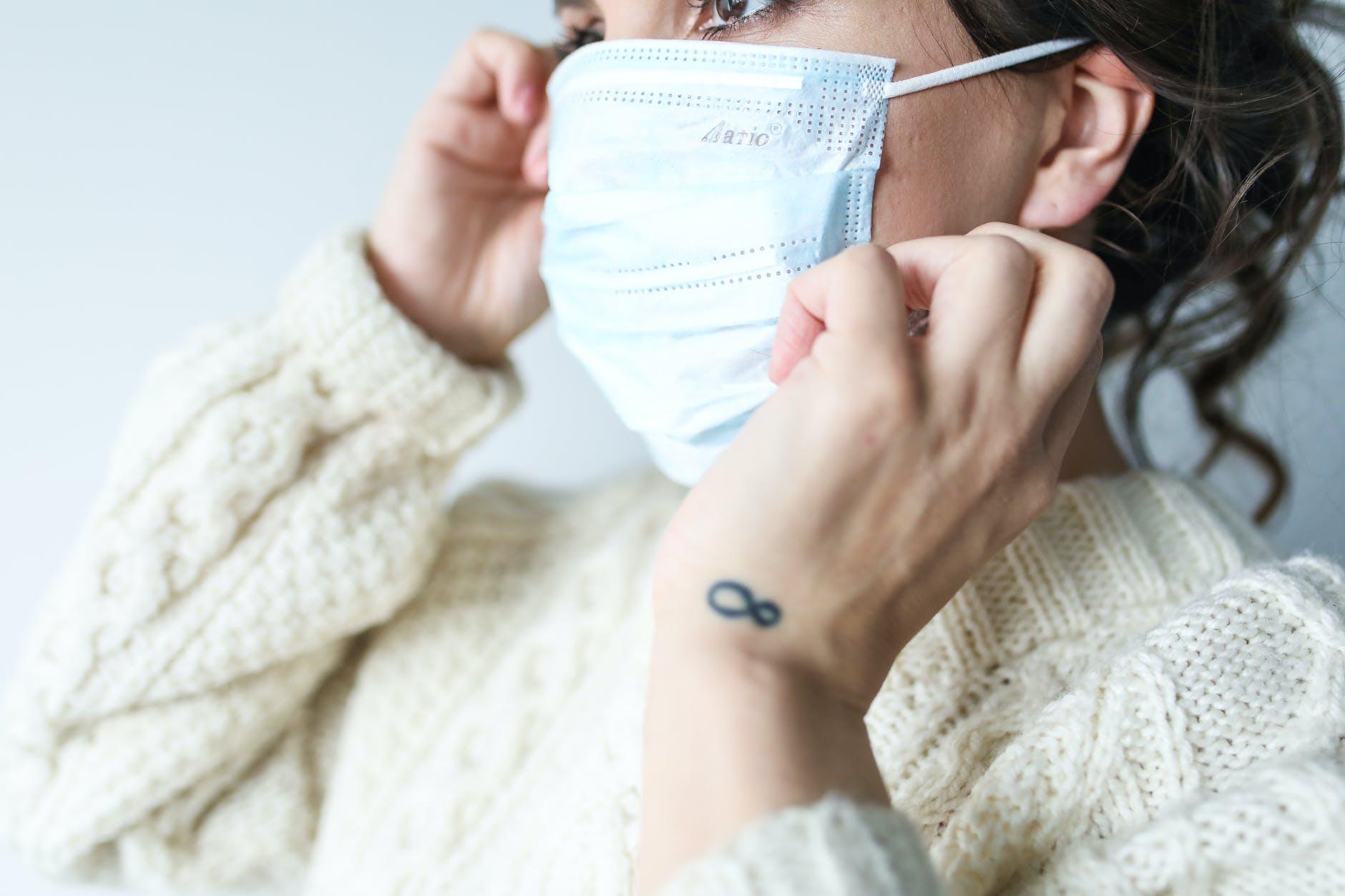 Was man über Schutzmasken wissen sollte