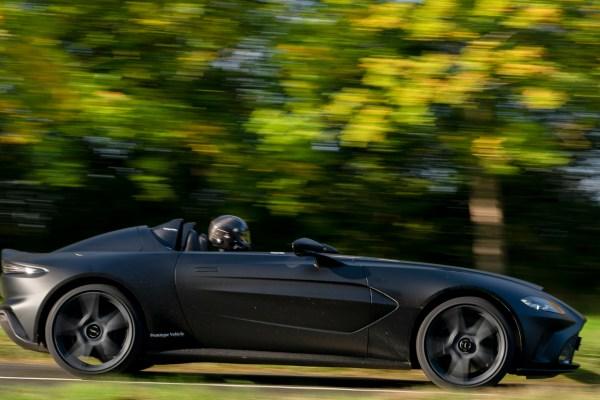 © Aston Martin / trd mobil