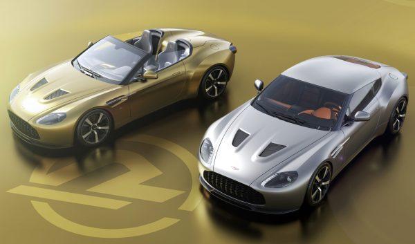 Twins nur im Doppelpack: von Aston Martin