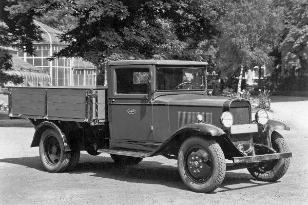 Opel Blitz feiert 90. Geburtstag