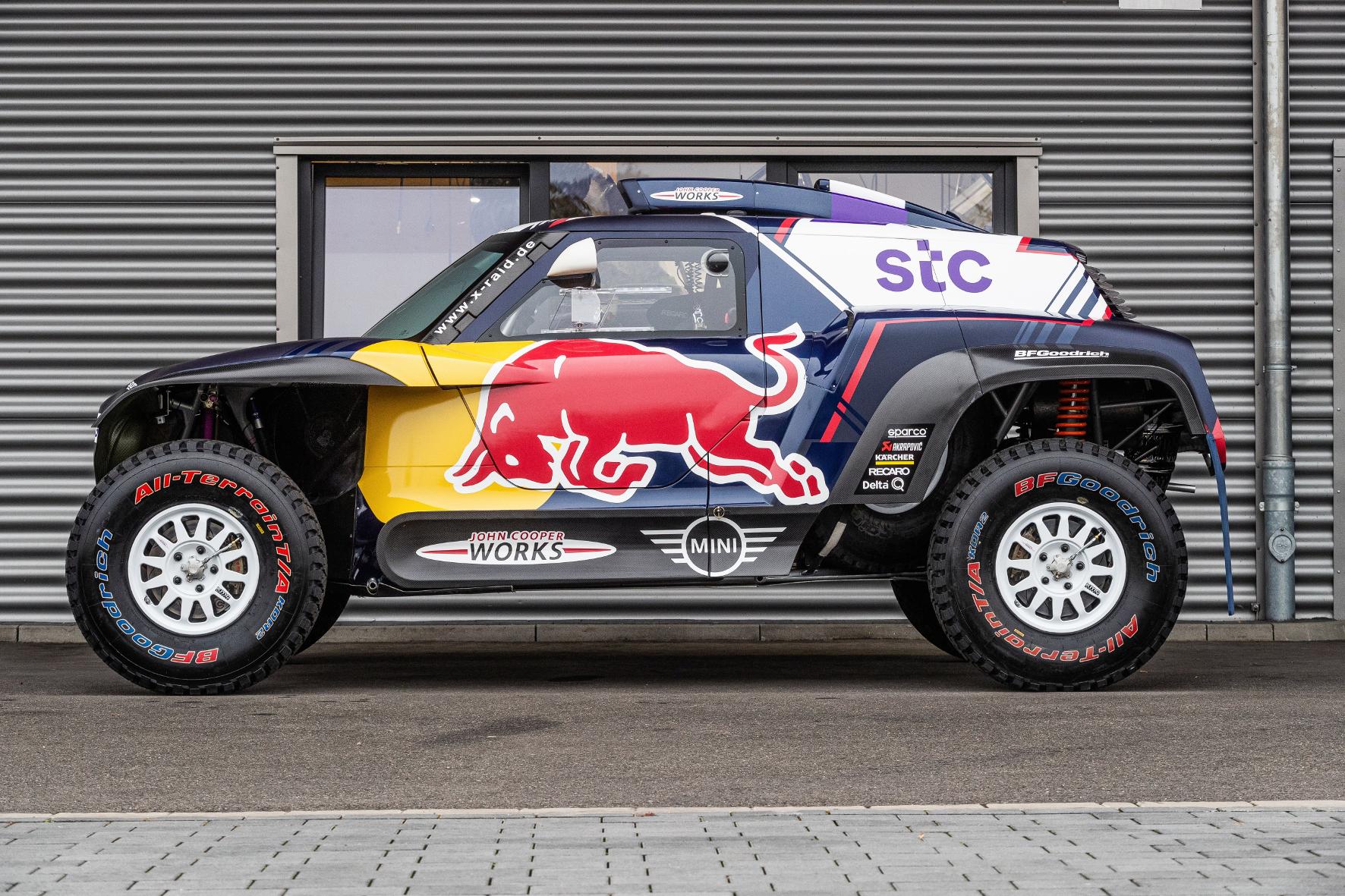 Rallye Dakar 2021: