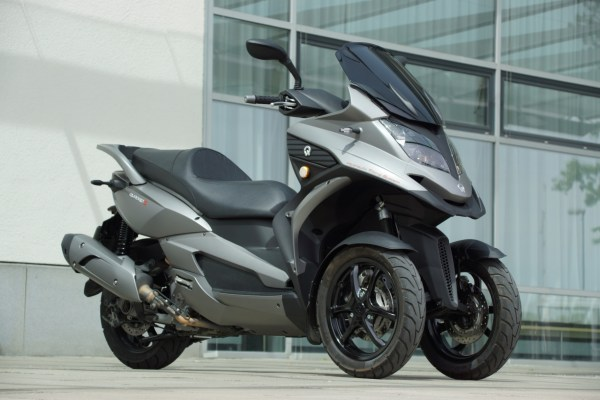 Midsize-Scooter. © Quadro / Presse21 / TRD Press