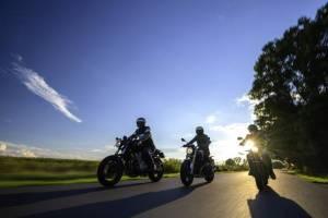 Motorrad fahren als Hobby