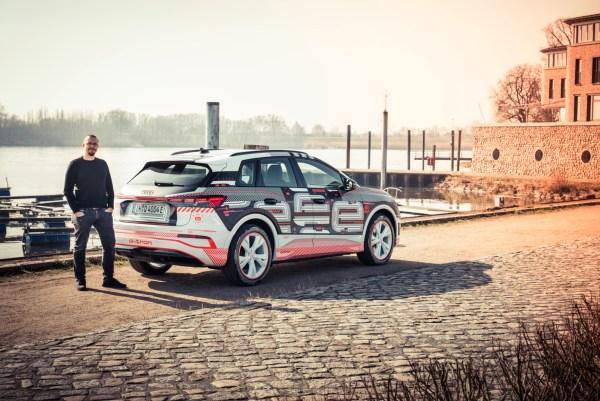 den e-tron GT. © Audi / TRD mobil