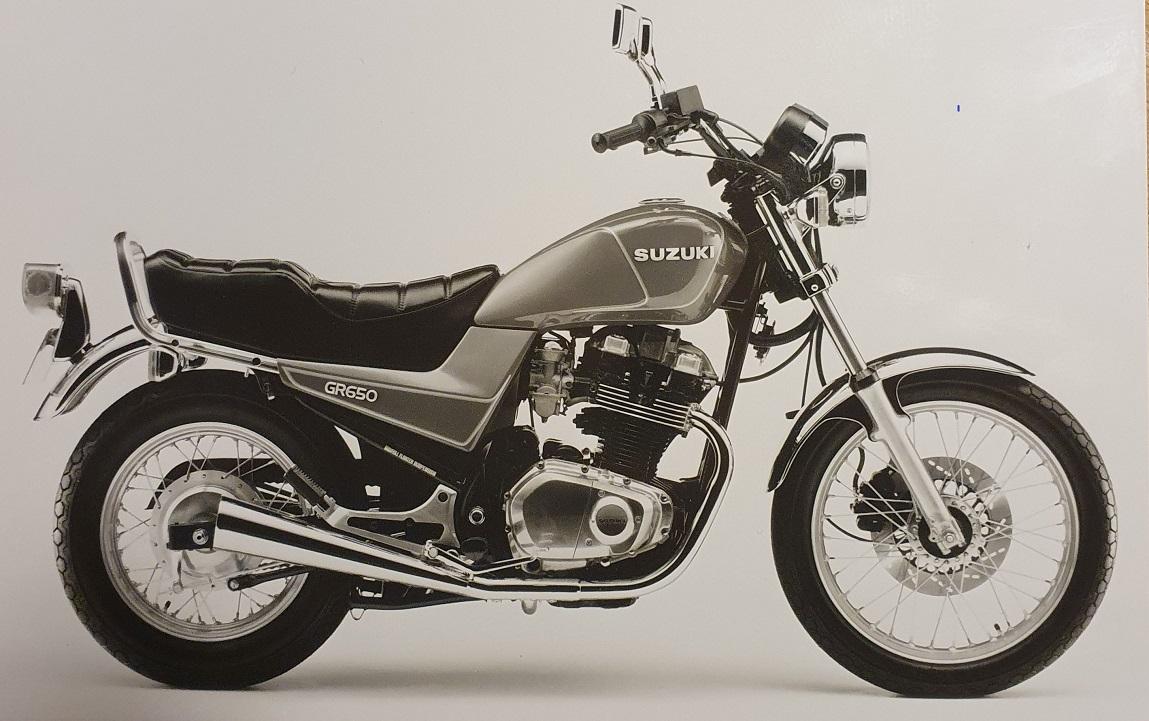 Zeitreise: Eine Suzuki zum Verlieben
