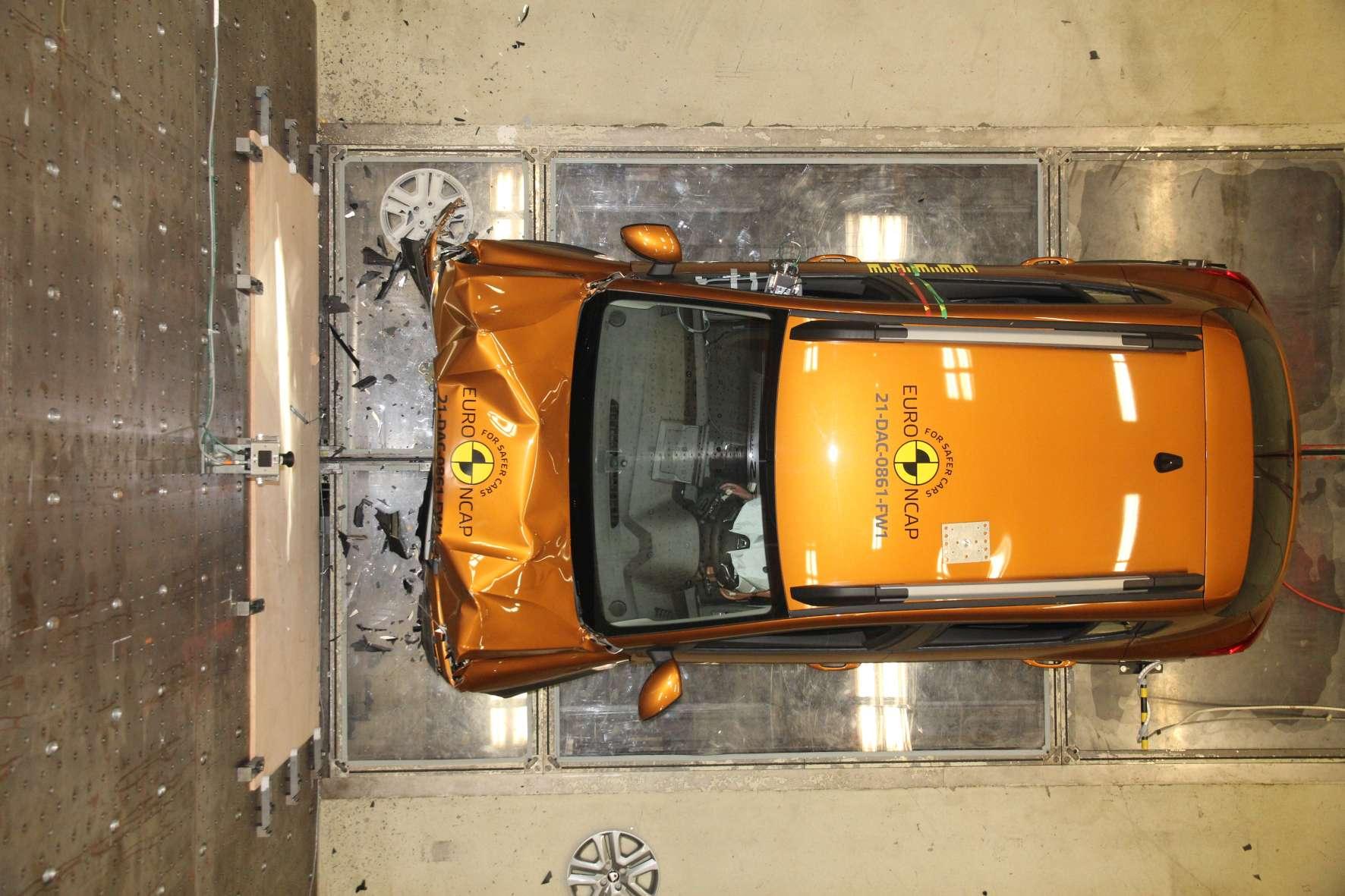 Euro NCAP-Sicherheitsbewertungen für neue Skoda und Dacia-Modelle