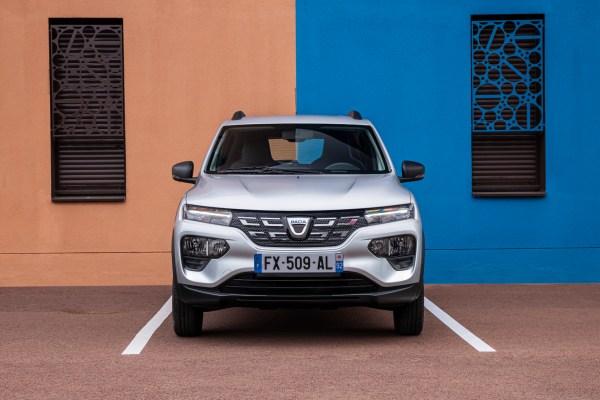 Technisch profitiert der Dacia Spring von der zehnjährigen Erfahrung der Renault-Gruppe im Bereich Elektromobilität.