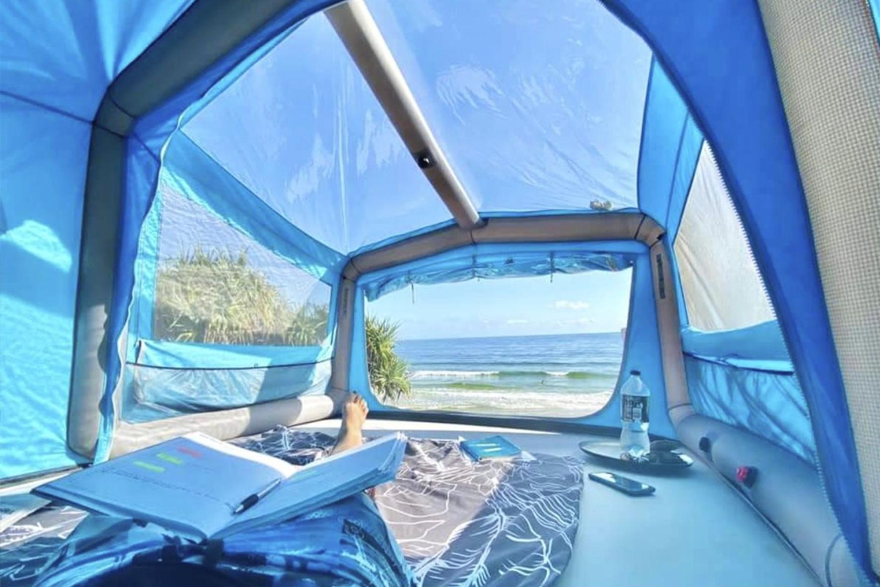 Corona Camping Tour 2021 – Dachzelte – kleine Fluchten (Teil 1)