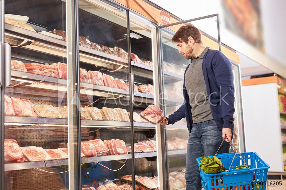 Bei fleischreduzierter Kost profitieren zunehmend die Ersatzprodukte