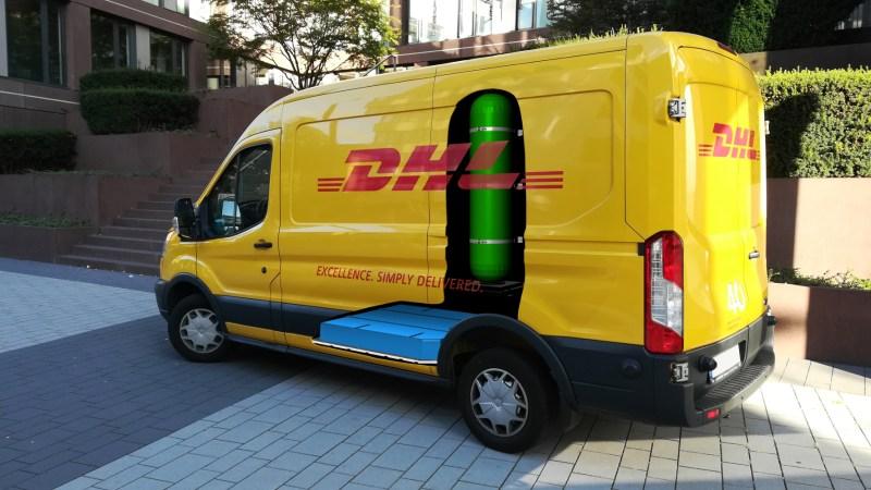 DHL / TRD mobil