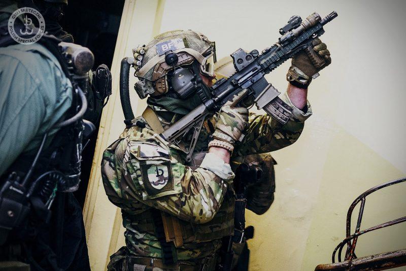 Opérateur des FS polonaises (JWK) : 416 bien garni et pourtant très peu d'espace rail occupé (image JWK).