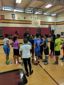 BasketballTrainer&Students
