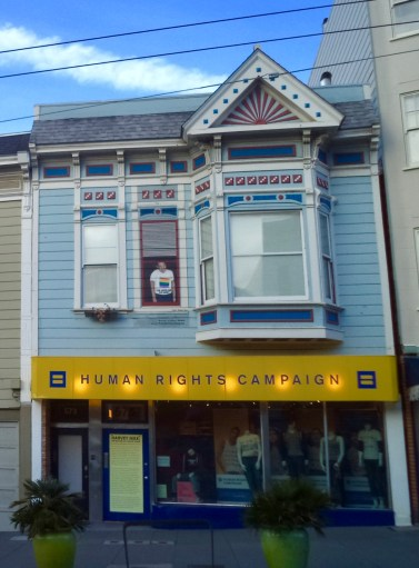 Former site of Harvey Milk's camera shop