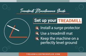 Treadmill Maintenance Guide - treadmillexpressplus.com
