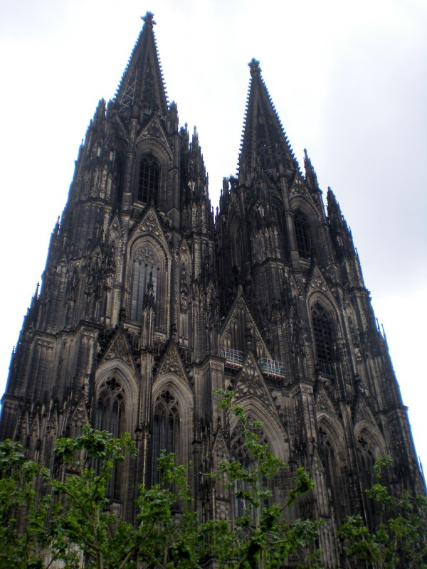 Gothic Architecture Tread Of Travellers