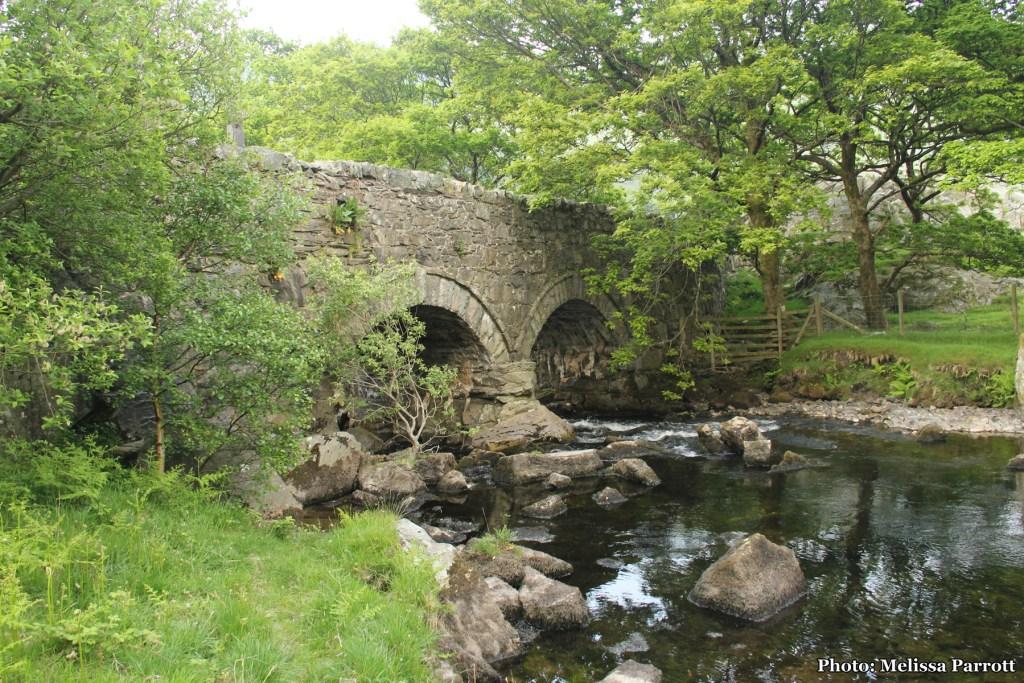 Tyn-Y-Maes bridge