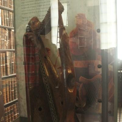 Trinity College Harp