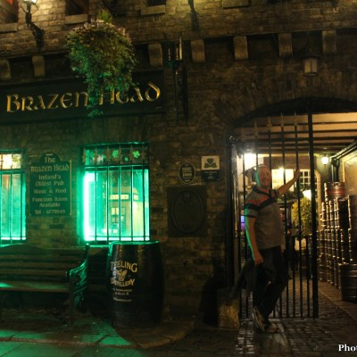 Ireland's Oldest Pub, The Brazenhead